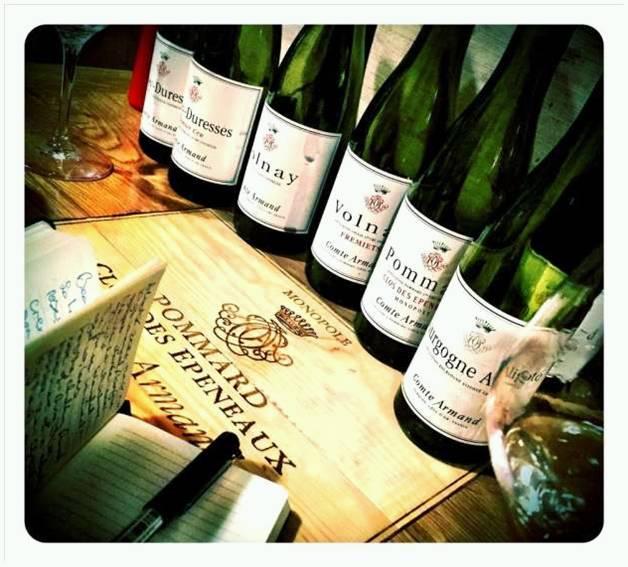 Burgundy En-Primeur